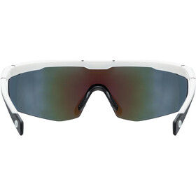 UVEX Sportstyle 117 Glasses, white/blue